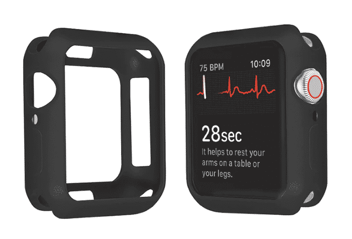 This is the Protective Case for 44mm and 40mm Apple Watch Series 5.