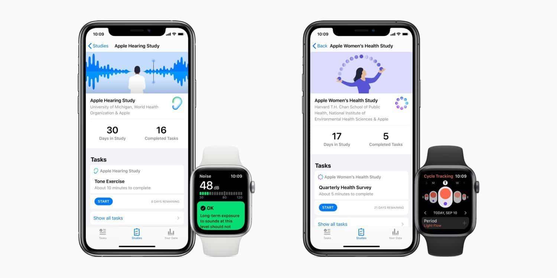 Apple Research App