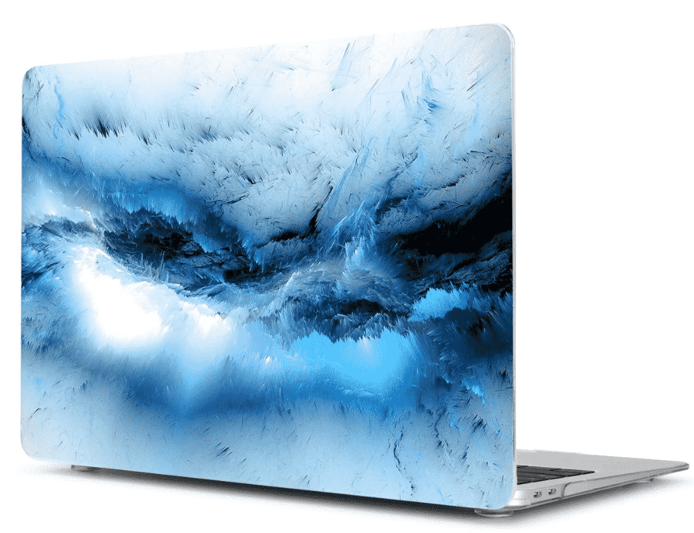 This is the Sky Print MacBook Pro 16 inch case.