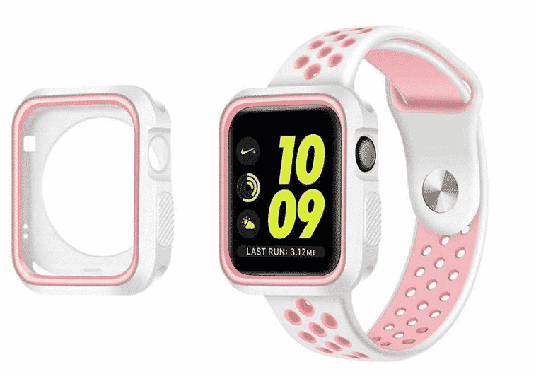 This is the Soft TPU Case for 44mm and 40mm Apple Watch Series 5.