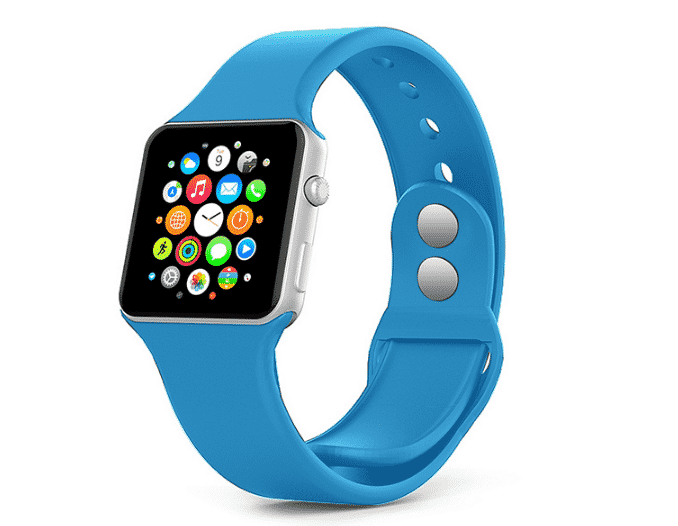This is the Sports Band for 44mm and 40mm Apple Watch Series 5.