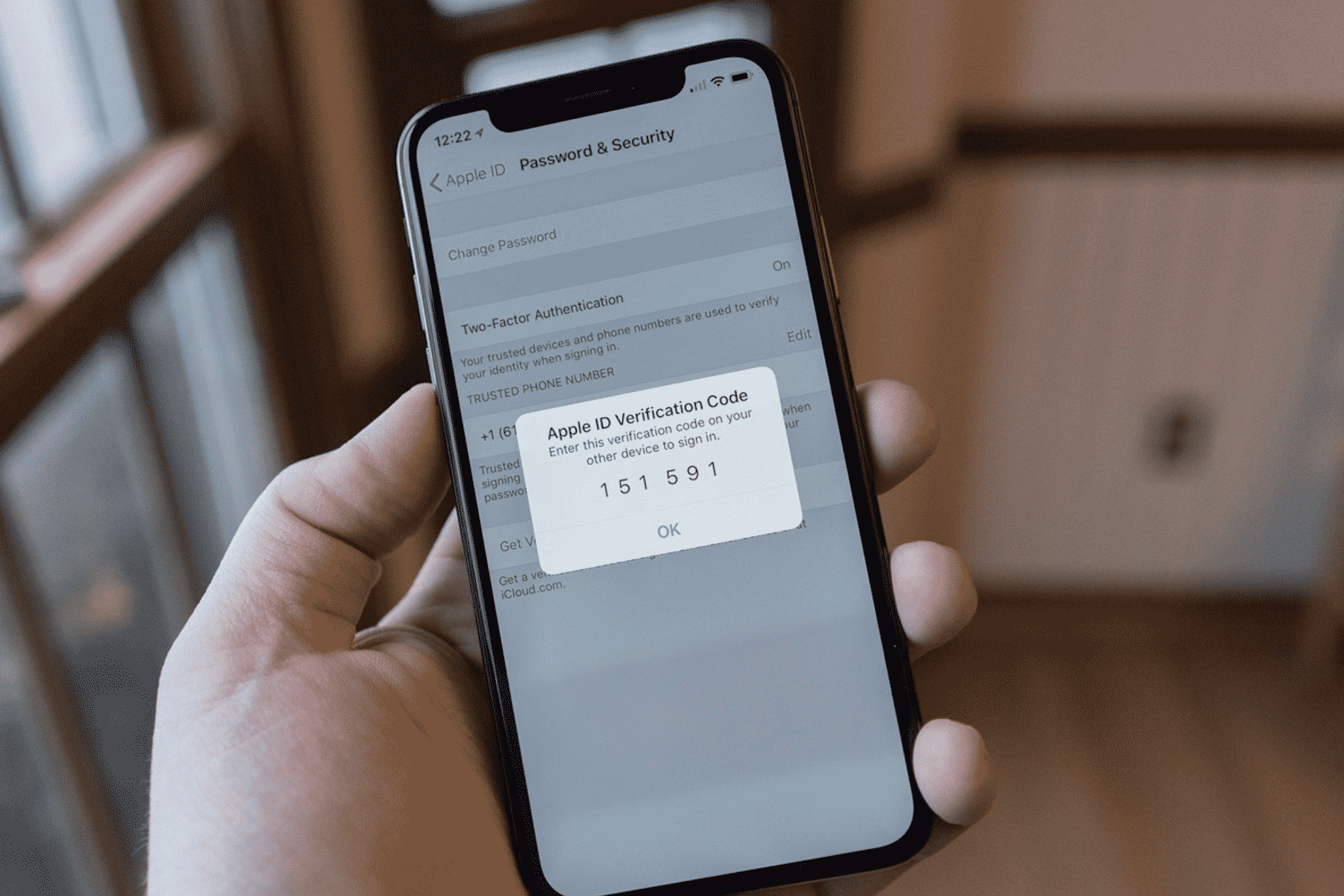 Standardized Passcode SMS Proposed by Apple Engineers
