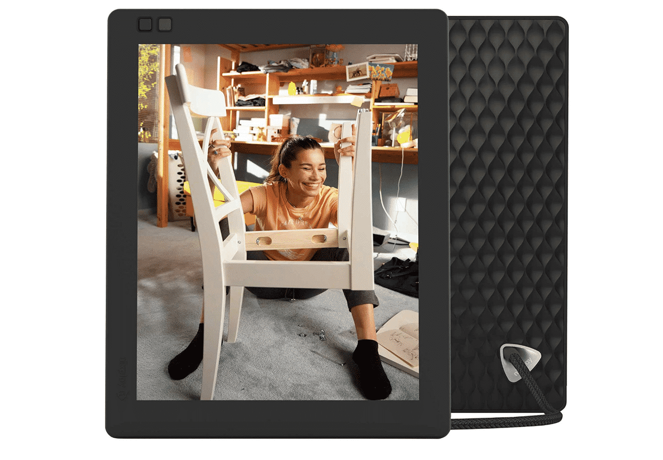 Take $63 Off When You Buy the 10-inch 2K Digital Photo Frame from NixPlay