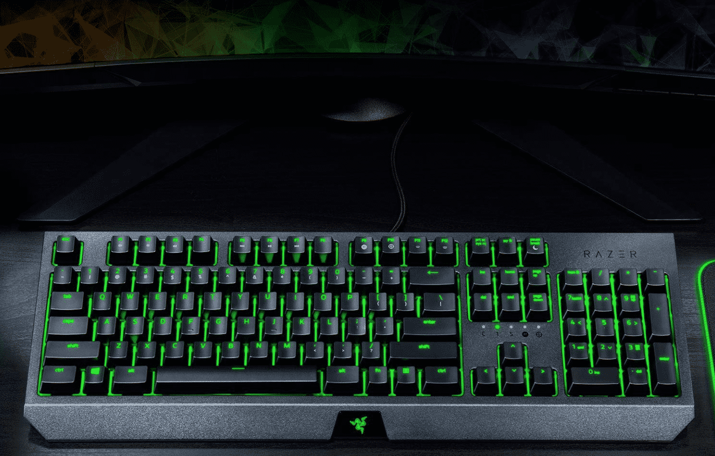 The BlackWidow Gaming Keyboard is Now Only $55