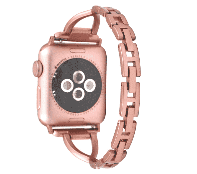 This is the Women's Band for 44mm and 40mm Apple Watch Series 5.