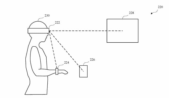 Apple AR glasses may unlock your iPhone, suggests patent