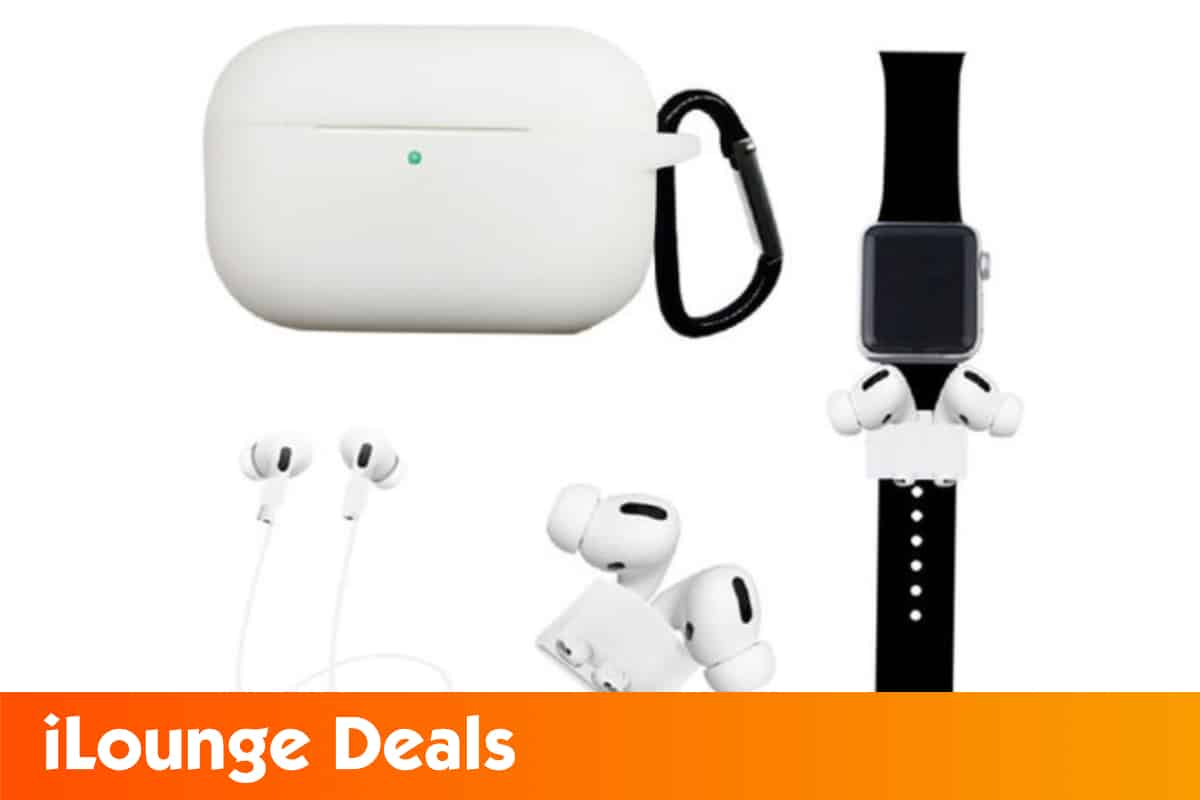 Save 50% on the AirPods Pro Accessory Bundle 1