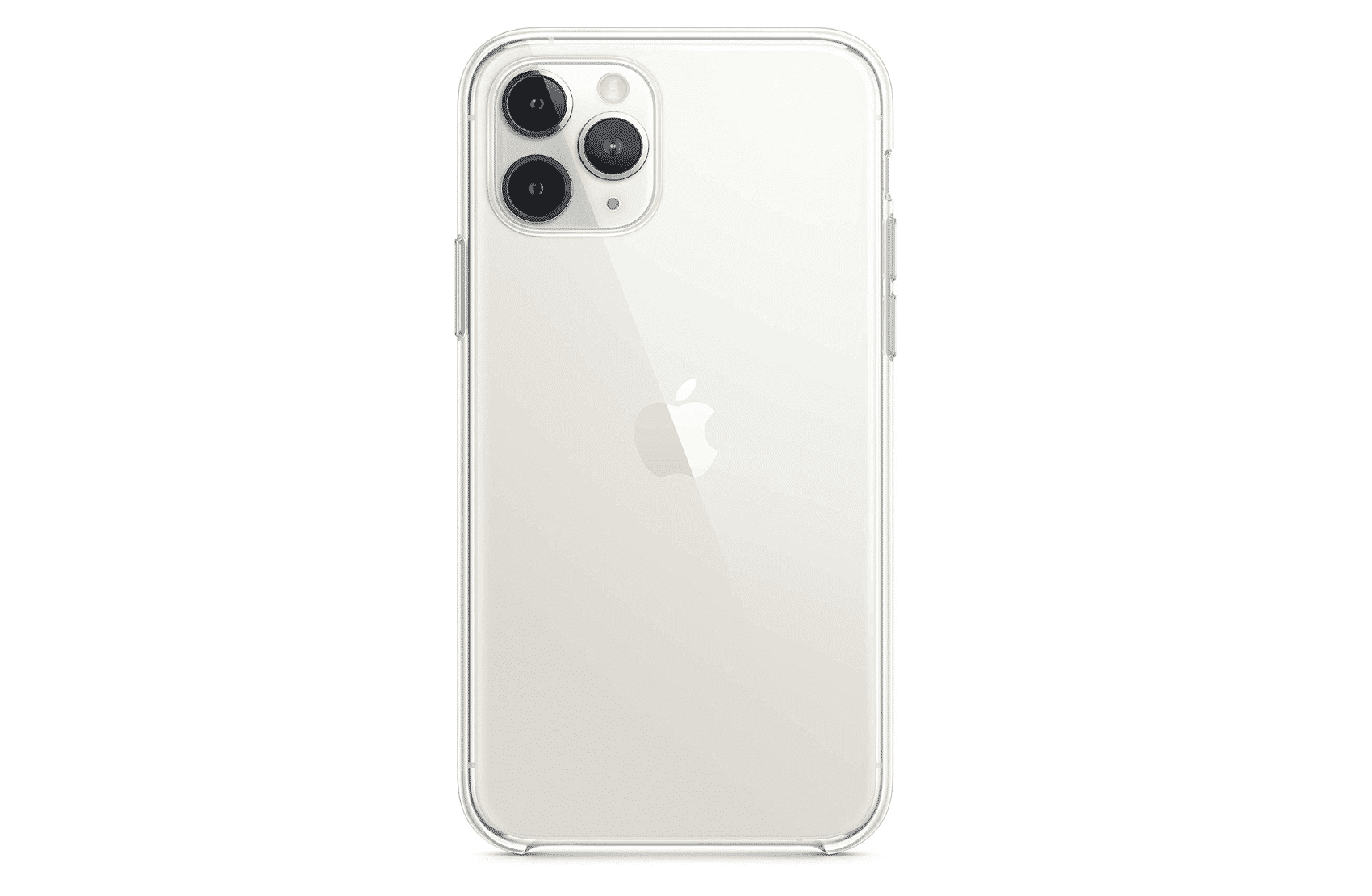 Apple Clear Case for the iPhone 11 Pro