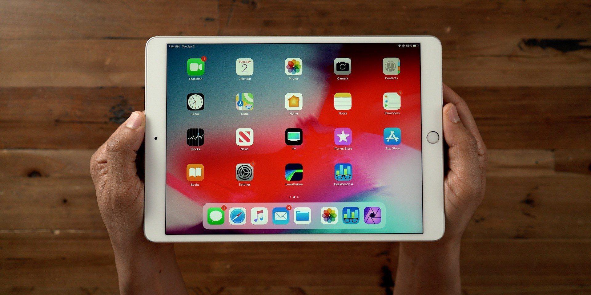 iPad Air Blank Screen Issue