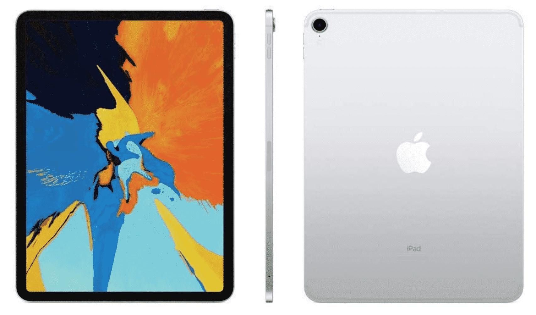 Tiết kiệm $ 149 vào Apple iPad Pro (11 inch, Wi-Fi + Di động) 2