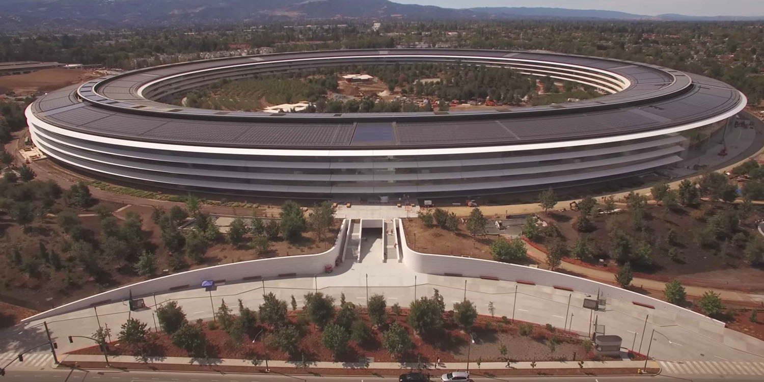 Apple Encourages Employees Based In Silicon Valley To Work From Home