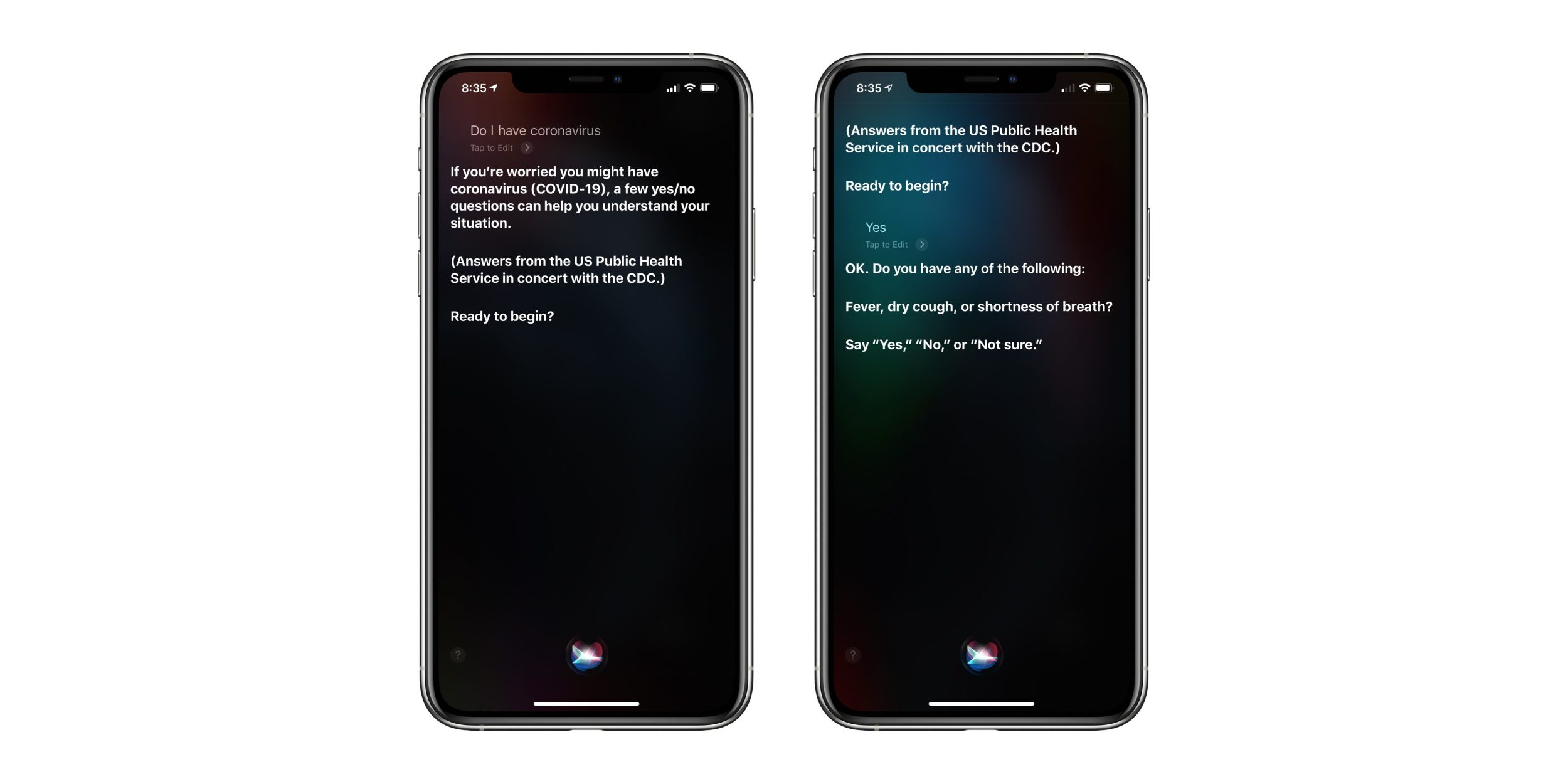Apple update Siri