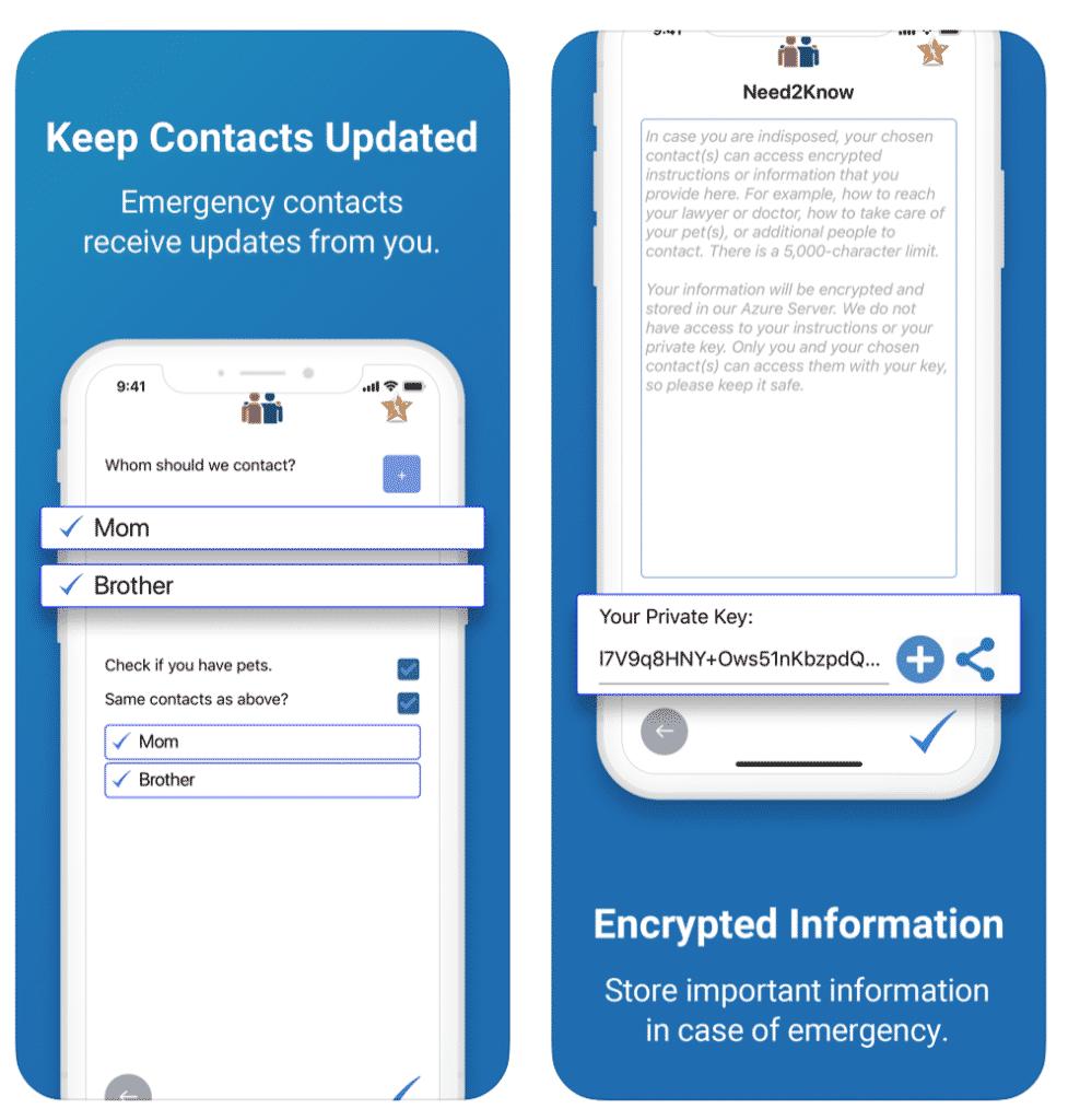 DooriGo updated contacts