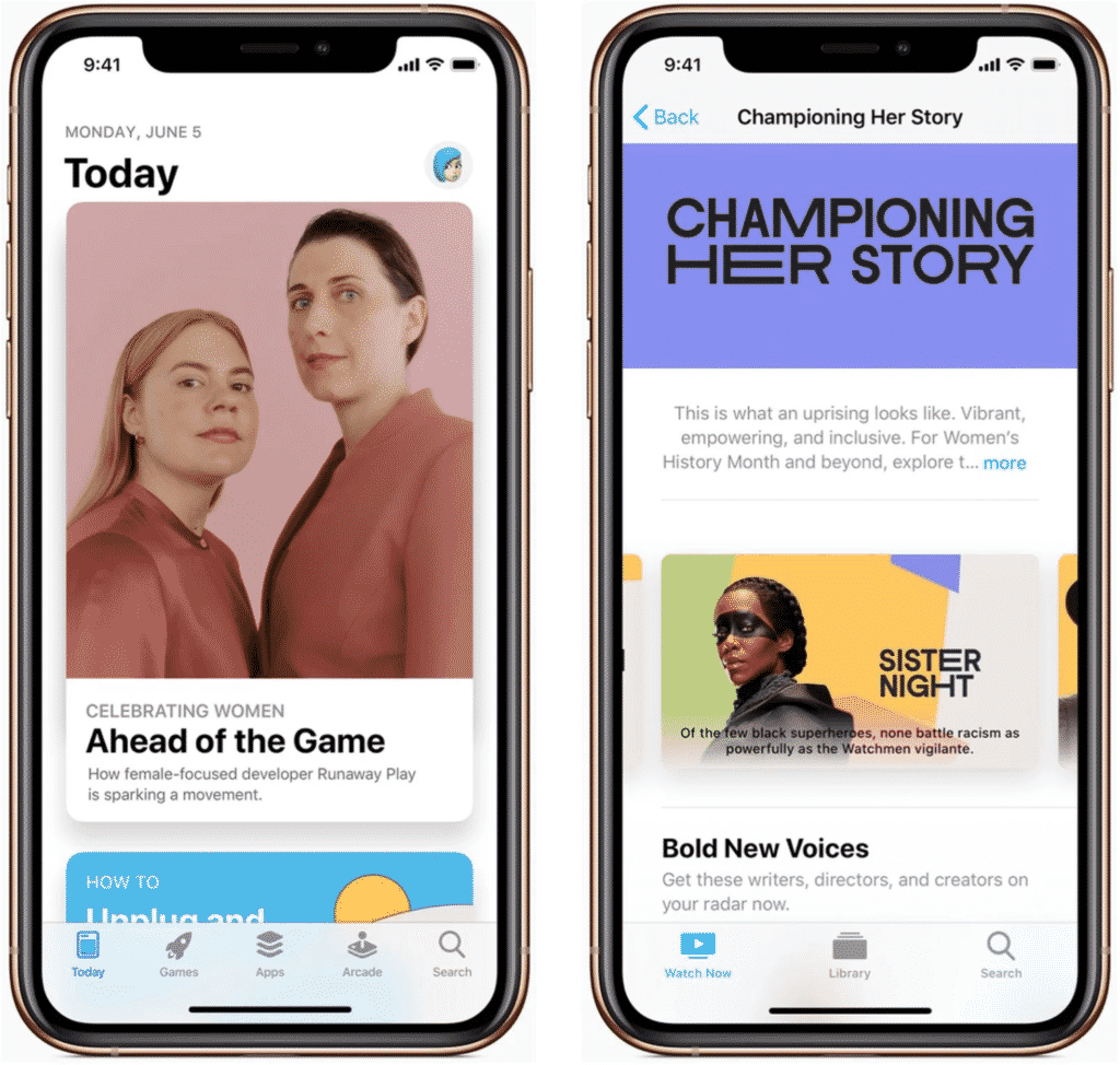 International Women's Day App