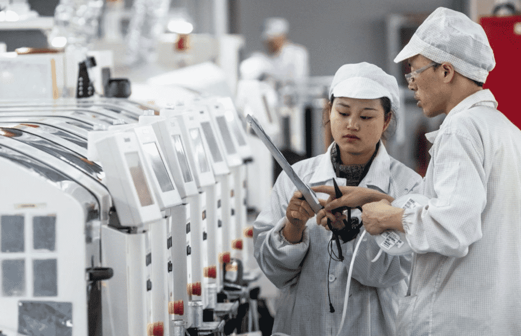Wall Street Journal Examines Apple's Reliance on China
