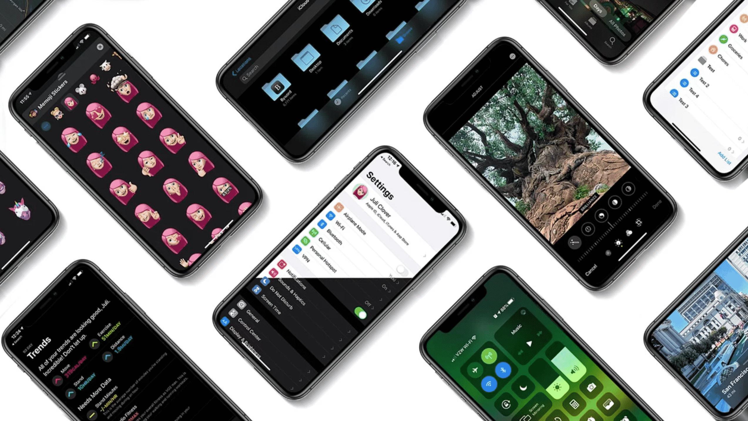 iOS and iPadOS 13.4