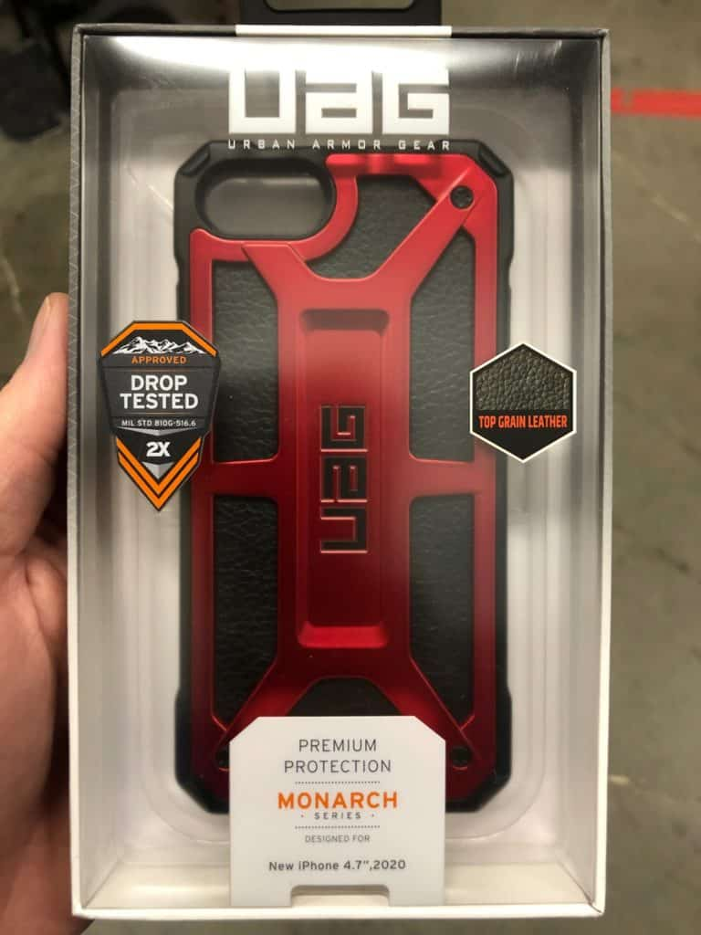 New 4.7″ iPhone case shows up at Best Buy