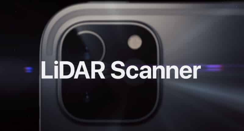 iPhone 12 to likely have LiDAR scanner