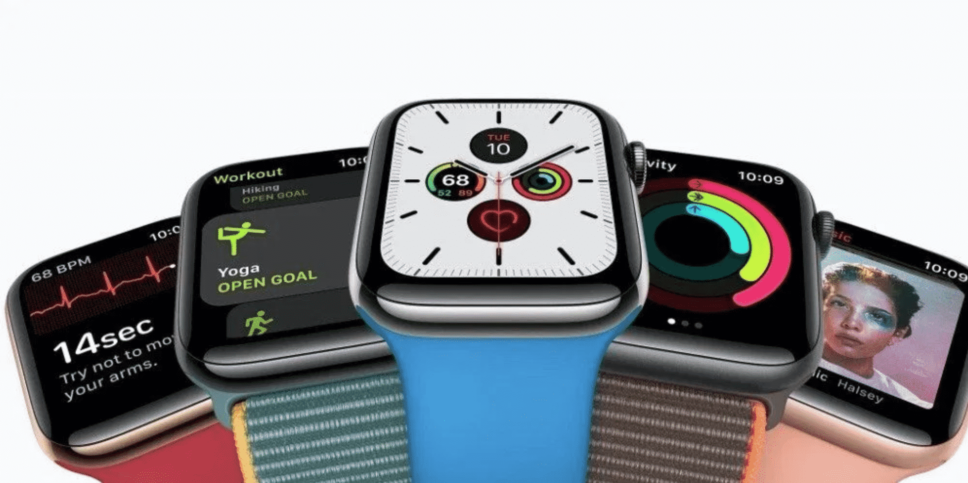 Activity Rings to be Included in Kids Mode on Apple WatchOS 7