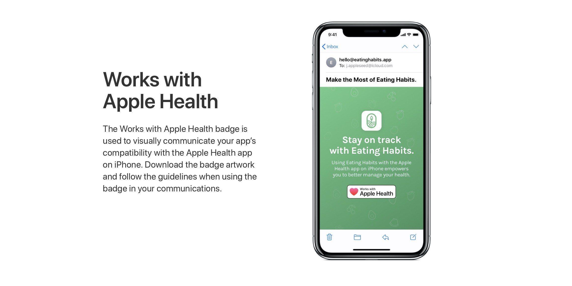 Apple Updates HealthKit