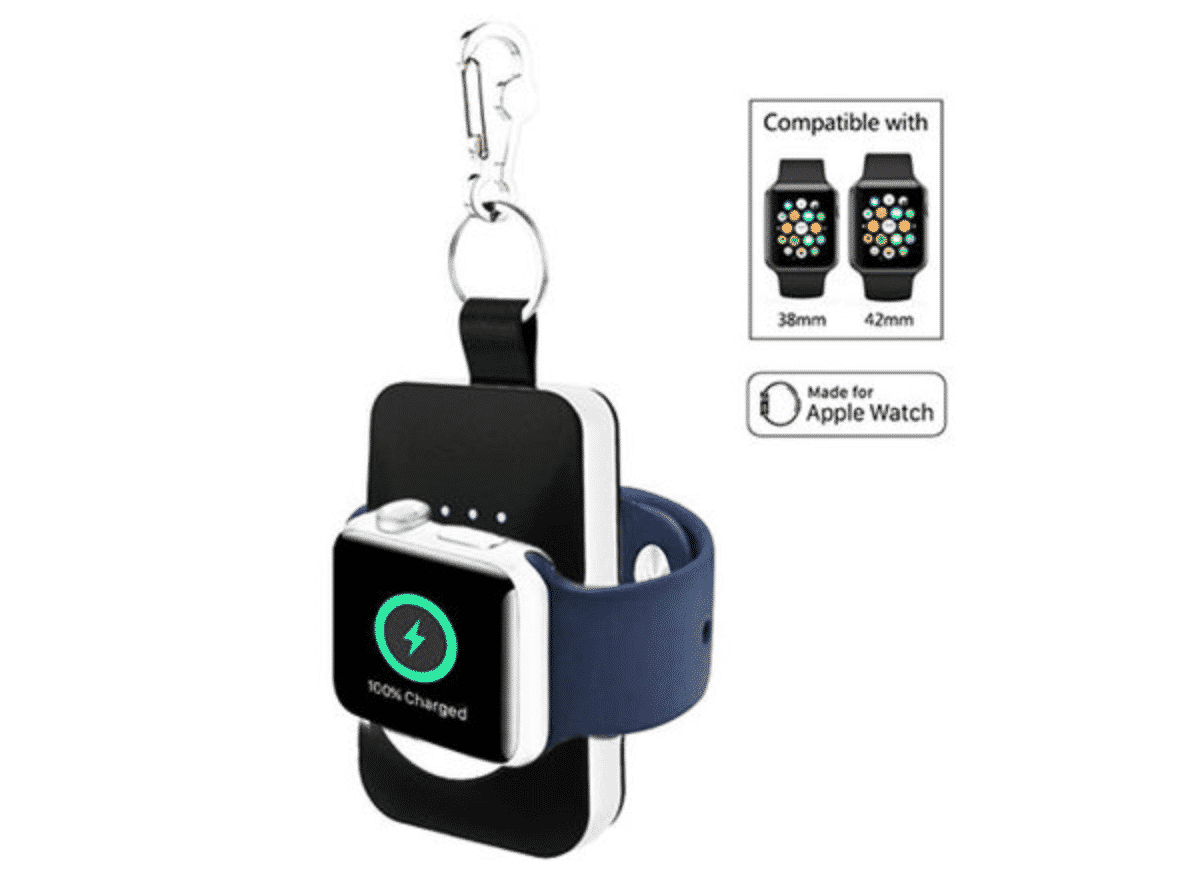 Wireless Charger Keychain