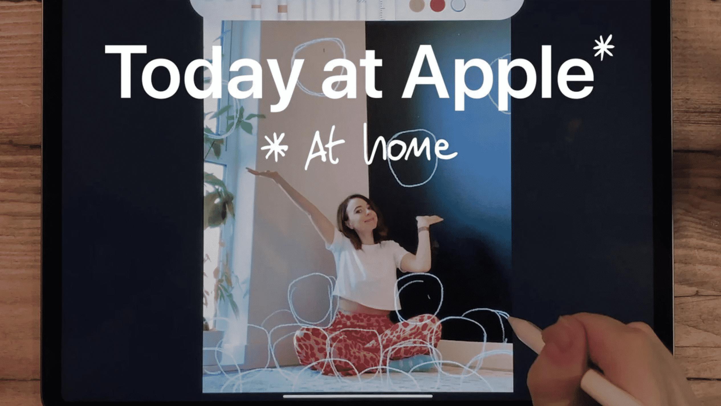 Apple (at Home) Program