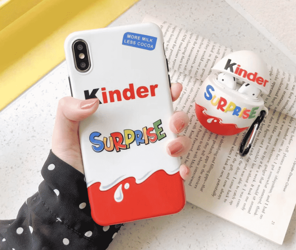 Kinder Joy Case for iPhone SE 2020