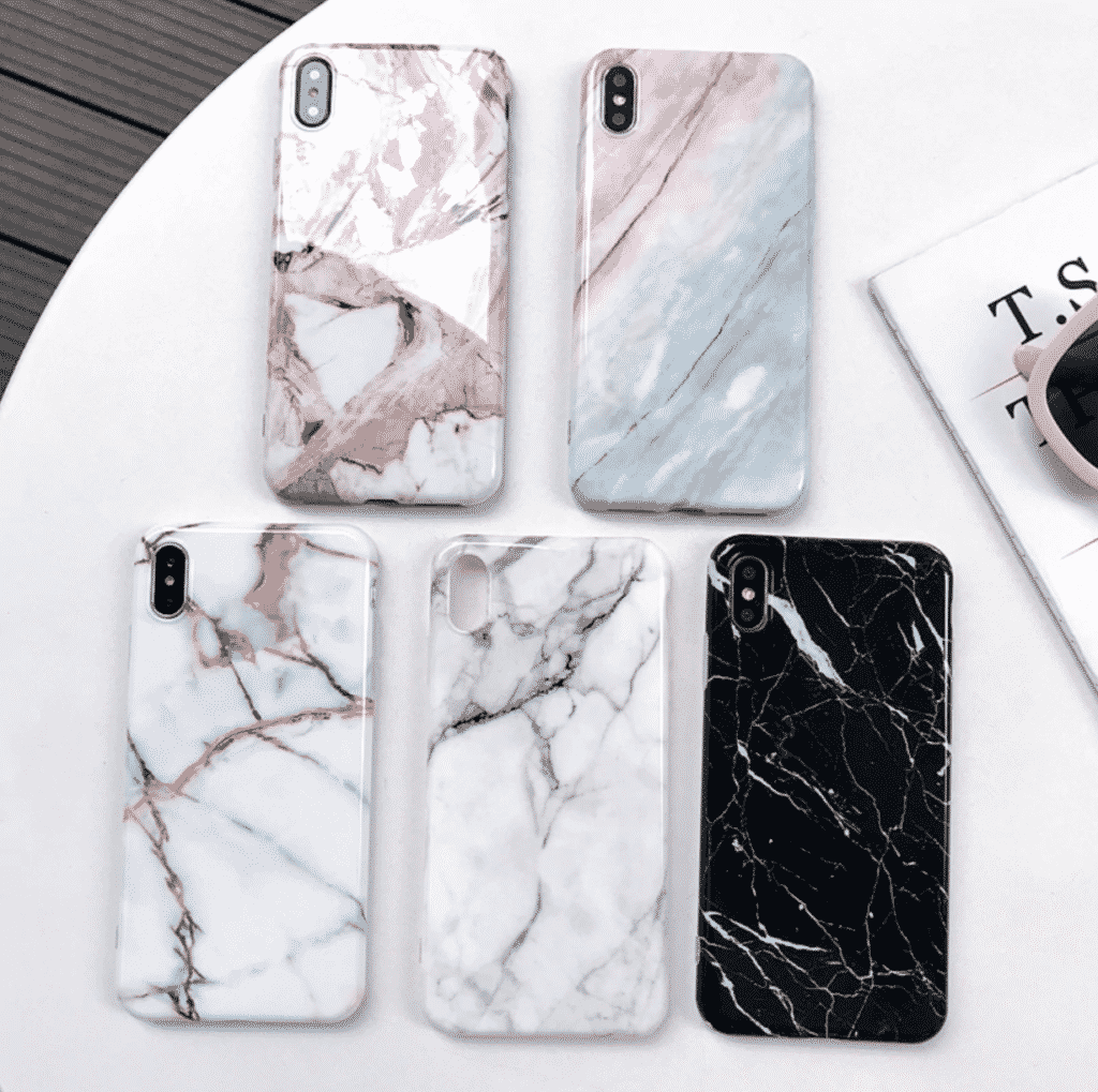 Marble X Case for iPhone SE 2020