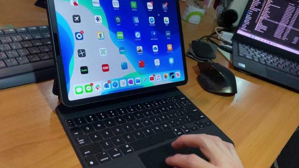 New Magic Keyboard for iPad Pro Surface Online