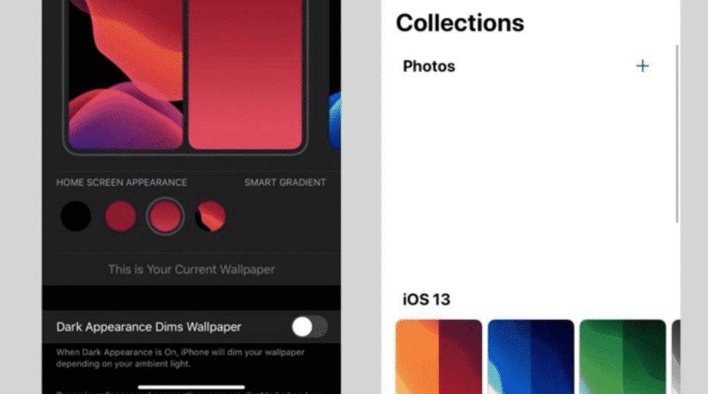 iOS 14 Dark Mode