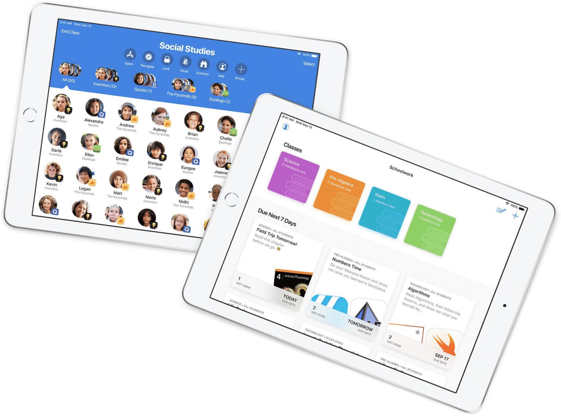 Classroom and Schoolwork App