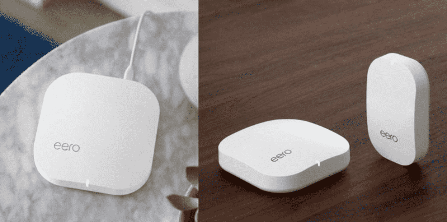 Eero Mesh WiFi products