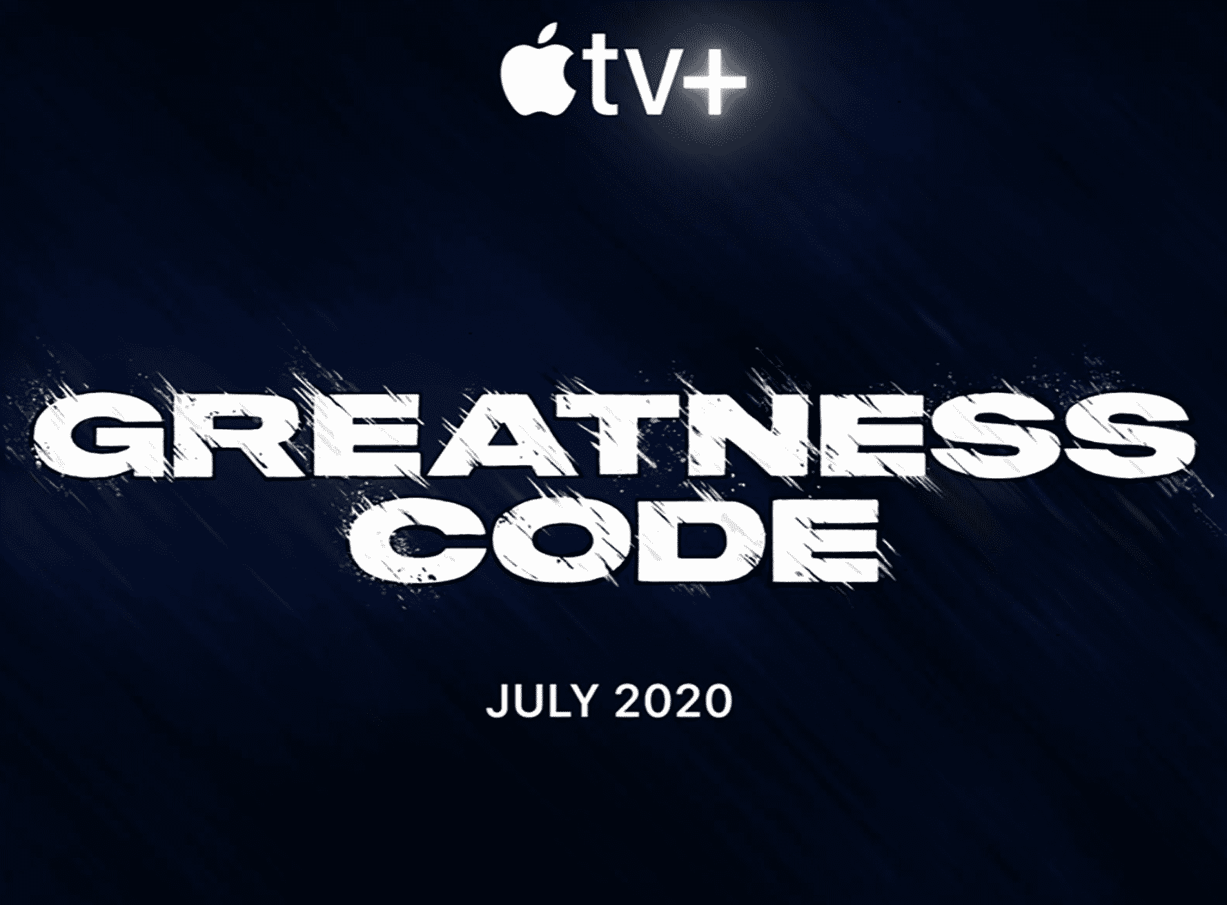 Greatness Code on Apple TV+