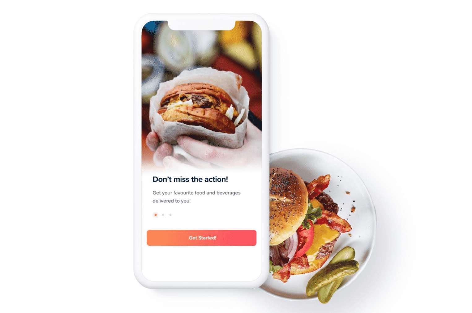 Snackr proves there are still new app ideas out there