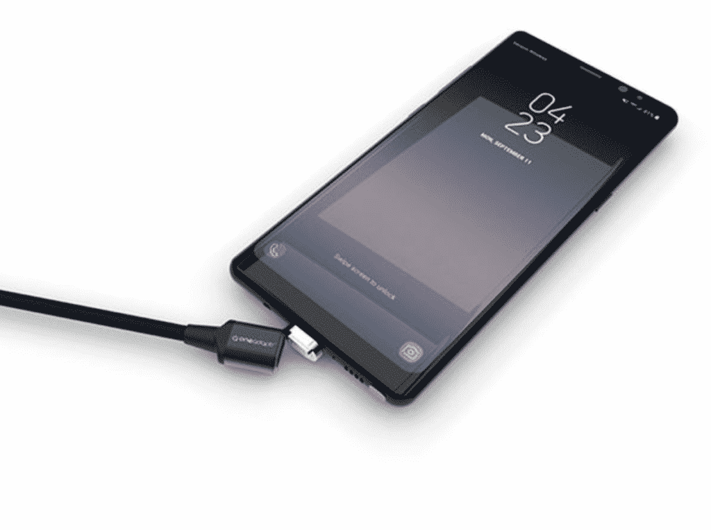 Magnetic Tip USB Cable for MacBook & USB-C Devices
