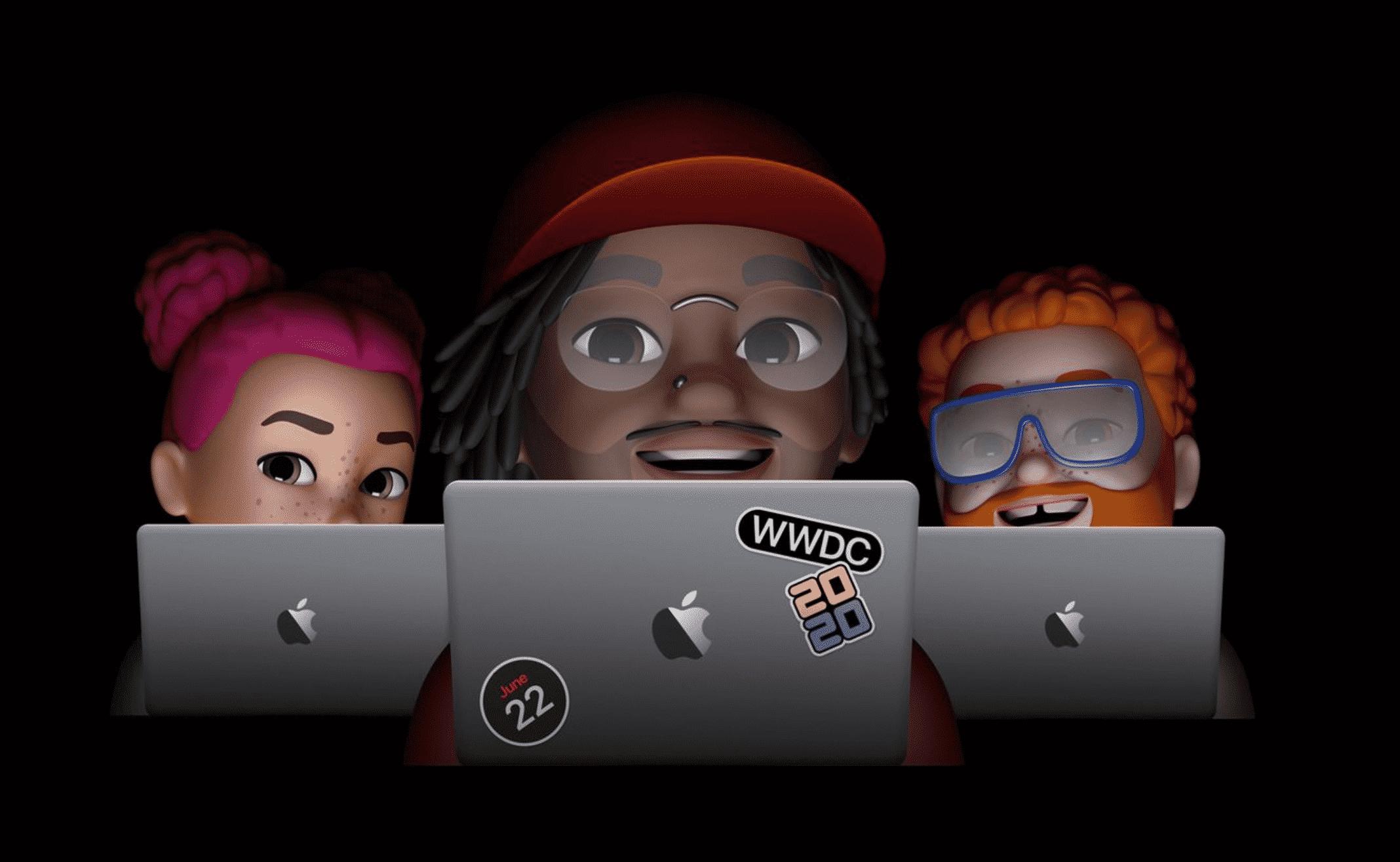 Virtual WWDC event