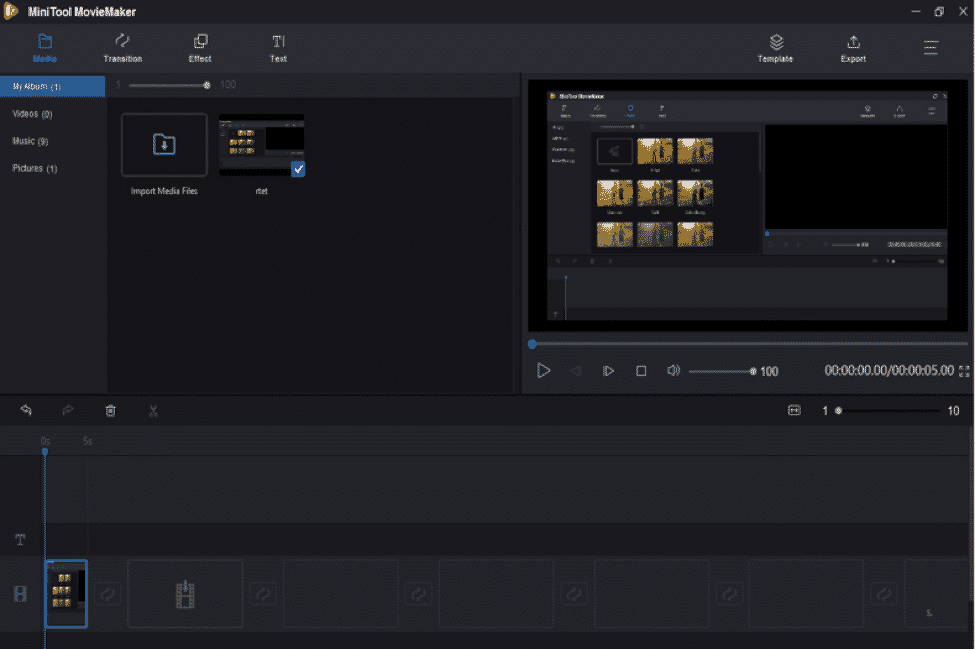 MiniTool MovieMaker Review: A Free Video Editor with All of the Features Basically Required
