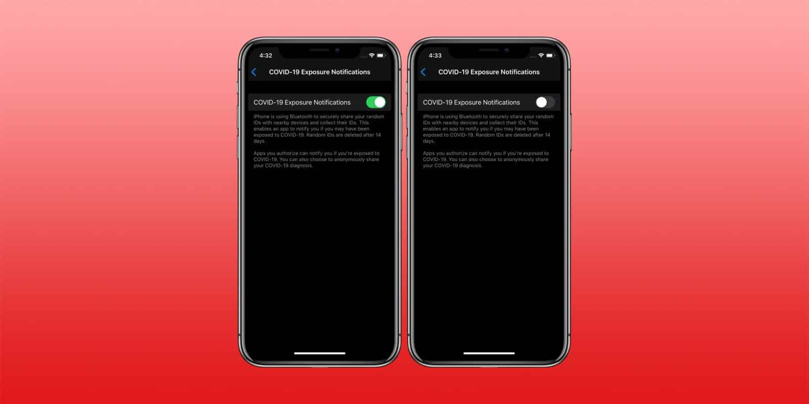 iOS 13.5 released with contact tracing features