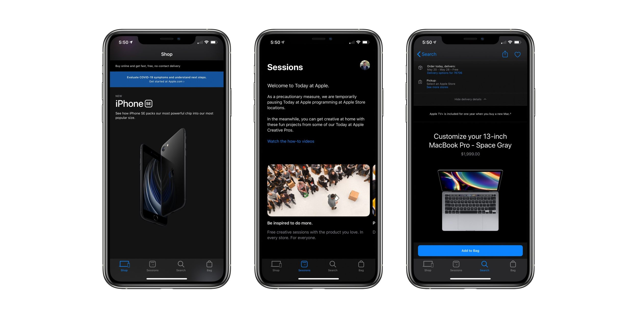 iOS Gets Dark Mode