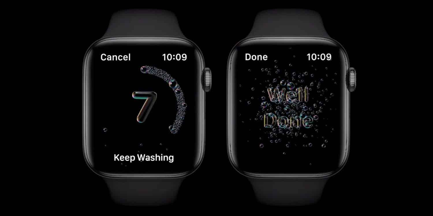 watchOS 7 brings hand wash detection feature to the Apple Watch