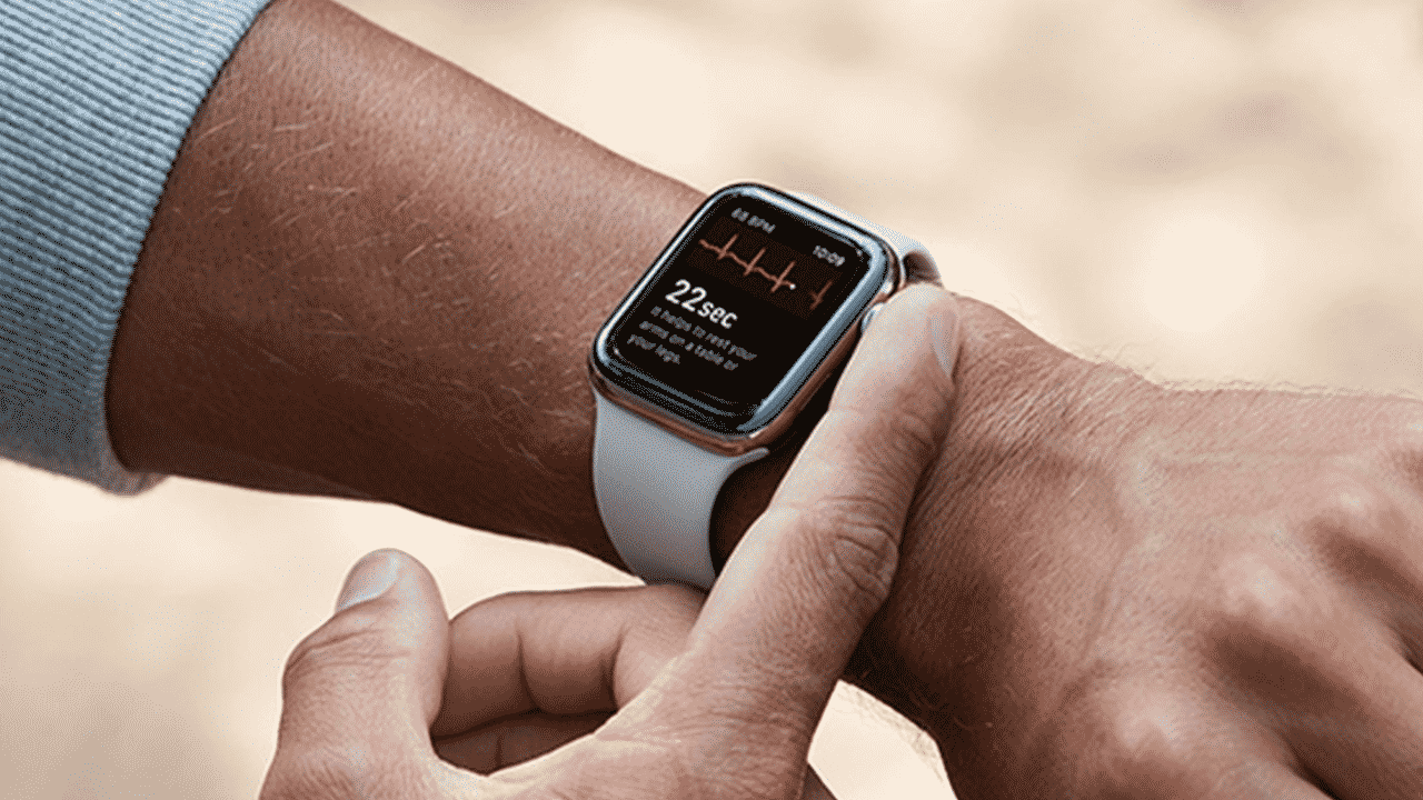 ECG Feature on Apple Watch