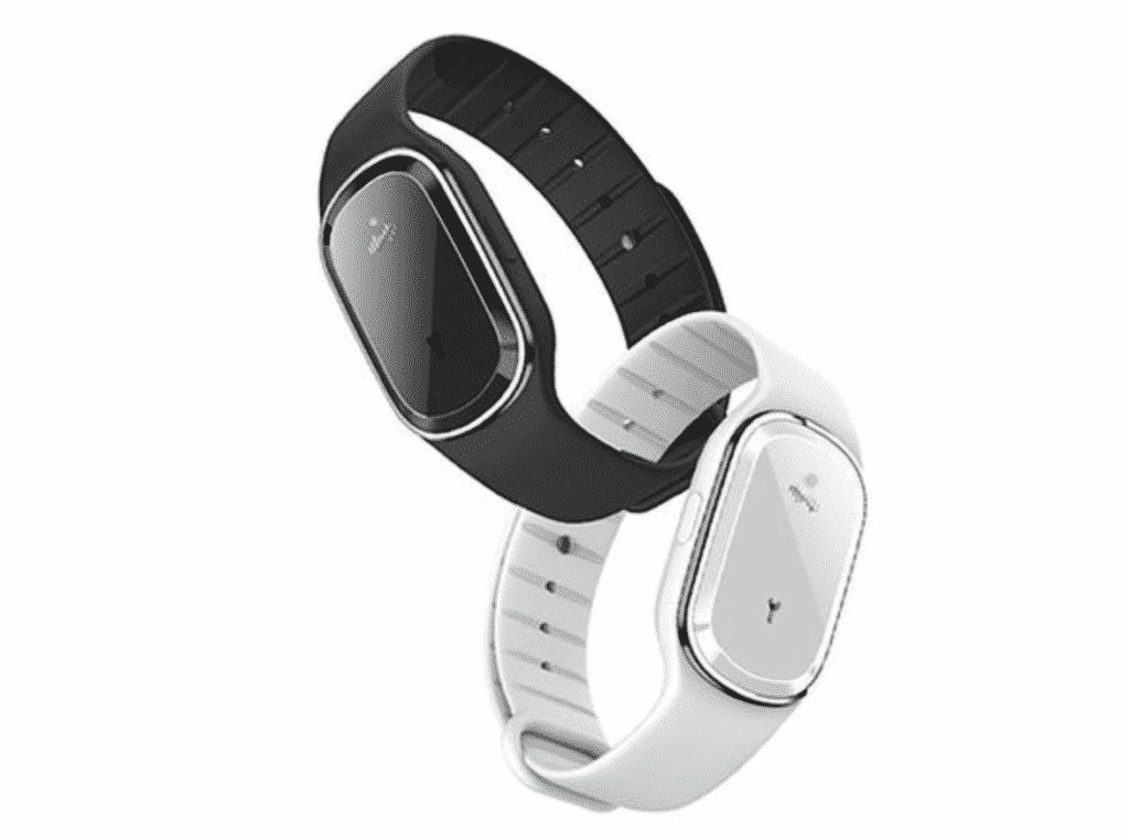 Electronic Mosquito Repellent Watch Band