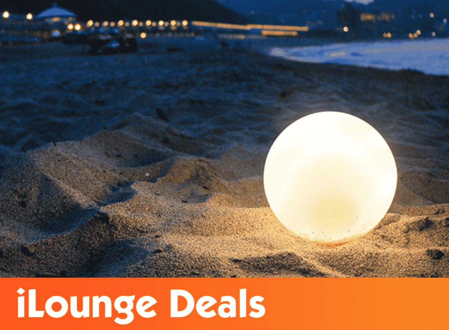 MOGICS Coconut portable waterproof light