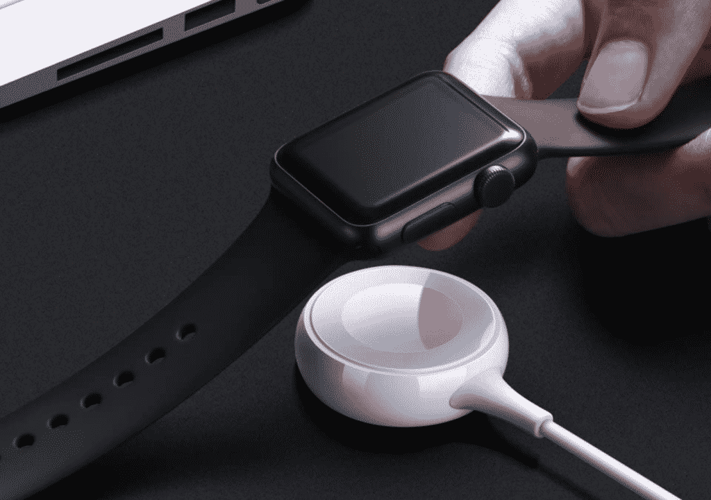 Portable Charger with Cable Cord for Apple Watch