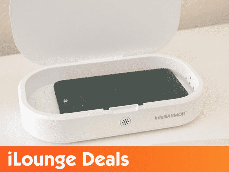 UVSHIELD+ 360° Phone Sanitizer Box