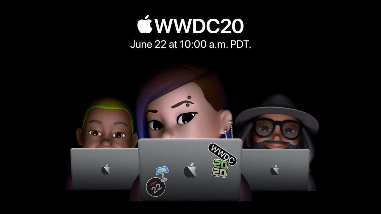 WWDC Special Event live