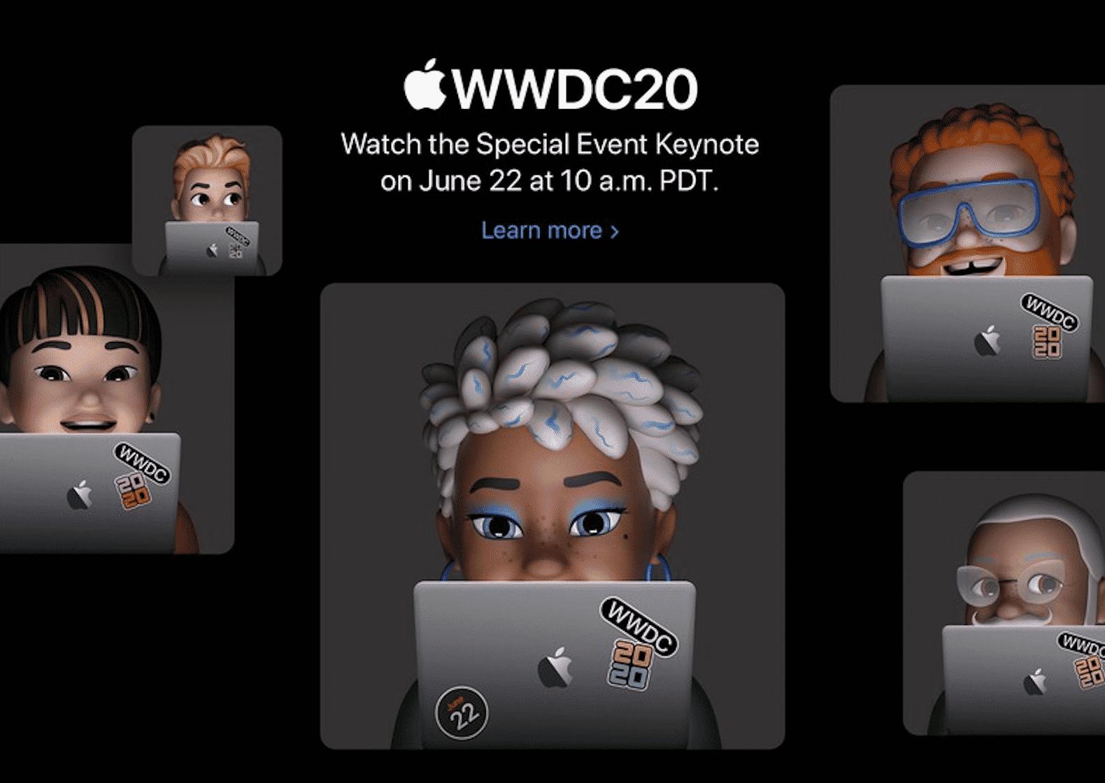 WWDC 2020 event