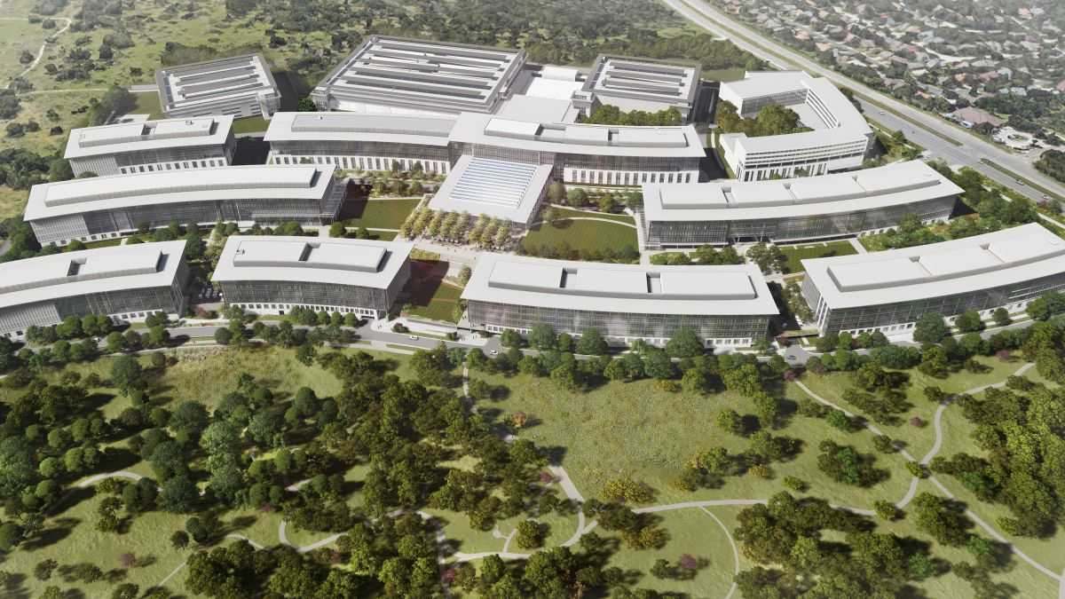 Apple to construct a 192-room hotel at its Austin campus