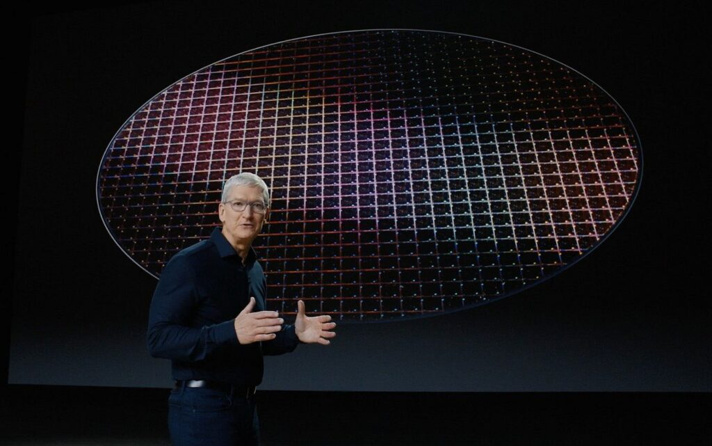 "Mac's transition from Intel to Apple silicon ""Historic"", says Apple CEO Tim Cook"