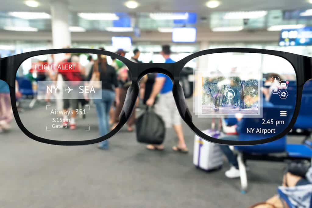 Apple files augmented reality tech patents – could be Apple Glass